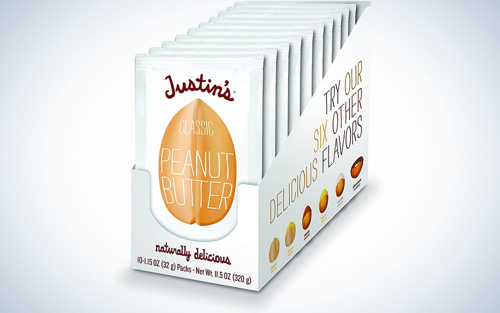 Justin's Classic Peanut Butter Squeeze Packs