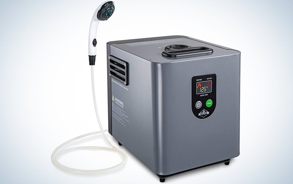 Hike Crew Portable Water Heater & Shower Pump