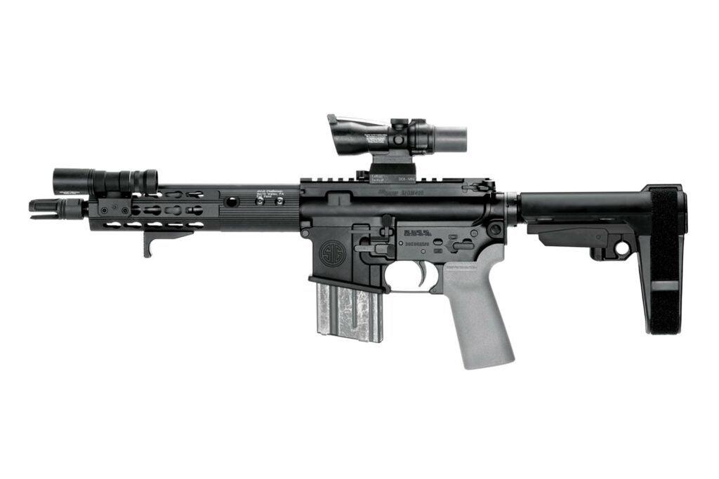 SB Tactical SBA3 pistol