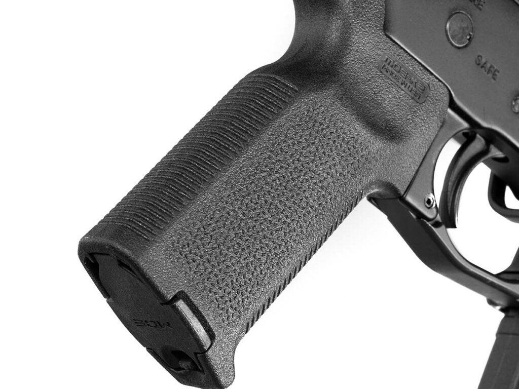 Vertical AR pistol grp