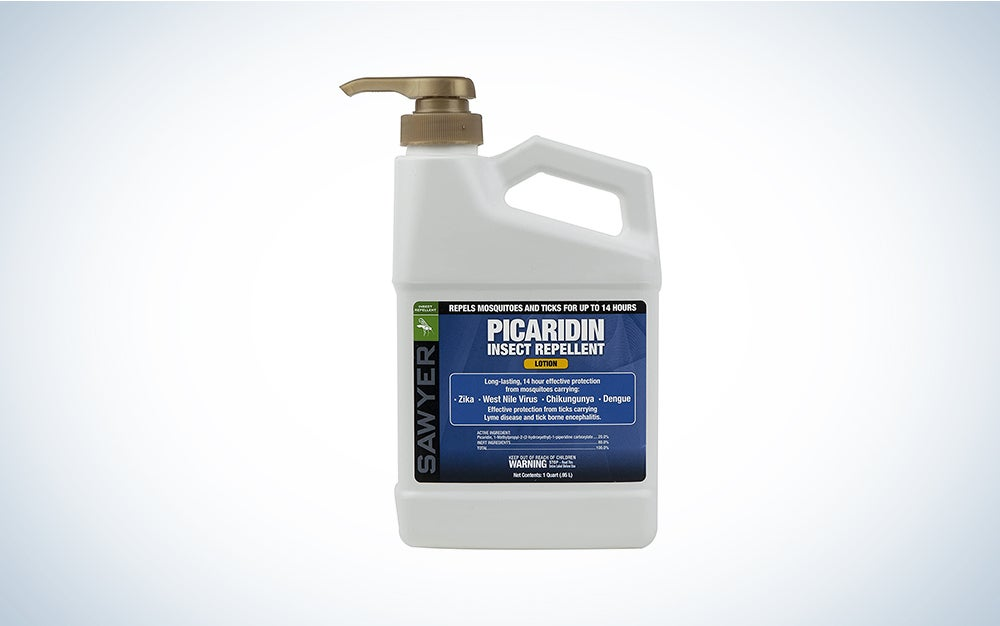 Sawyer Products Premium Insect Repellent with 20 percent Picaridin