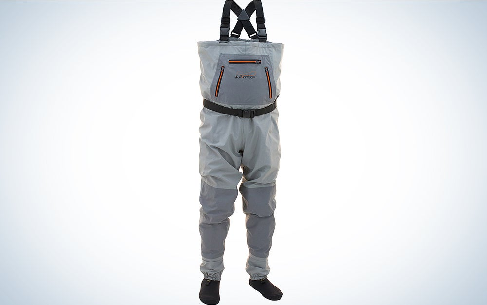 Frogg Toggs Hellbender Breathable Stockingfoot chest waders