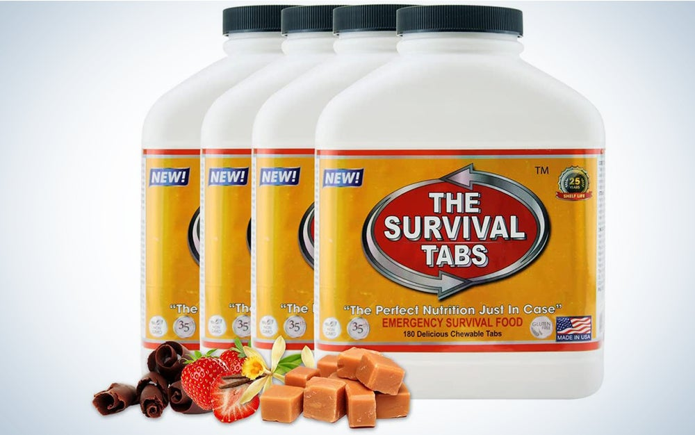 The Survival Tabs 720 Count