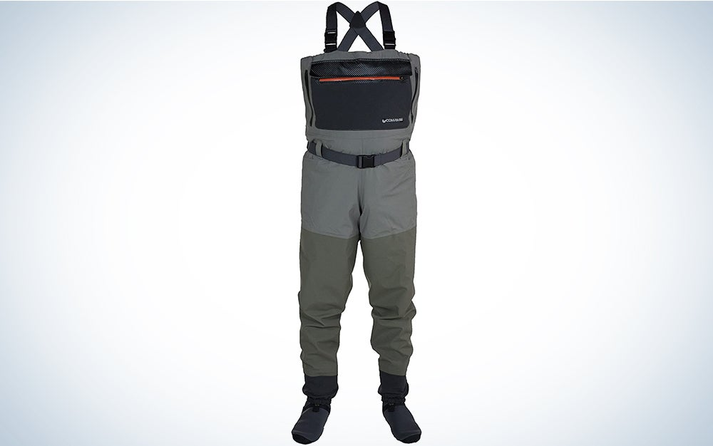 Compass 360 Tailwater Stockingfoot breathable chest waders
