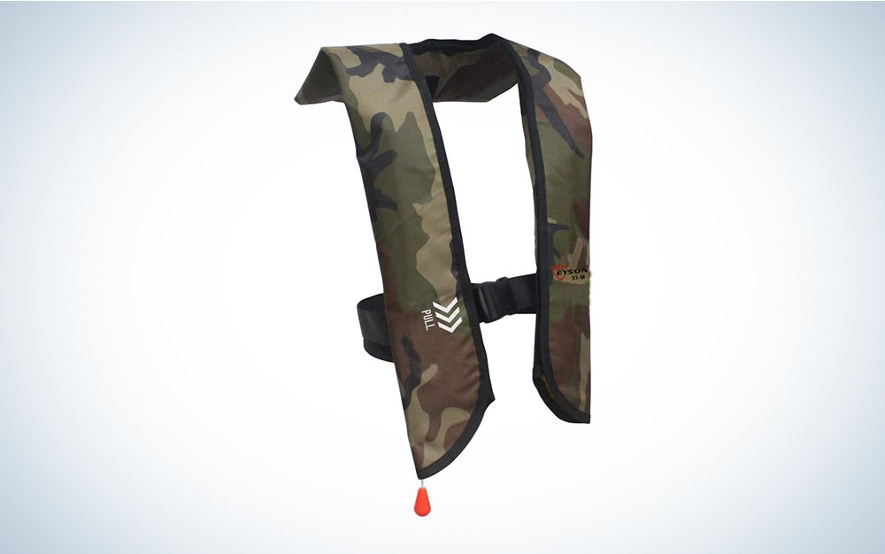 Eyson inflatable basic vest