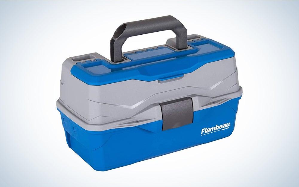 Flambeau Outdoors 2-Tray Classic Tray Tackle Box