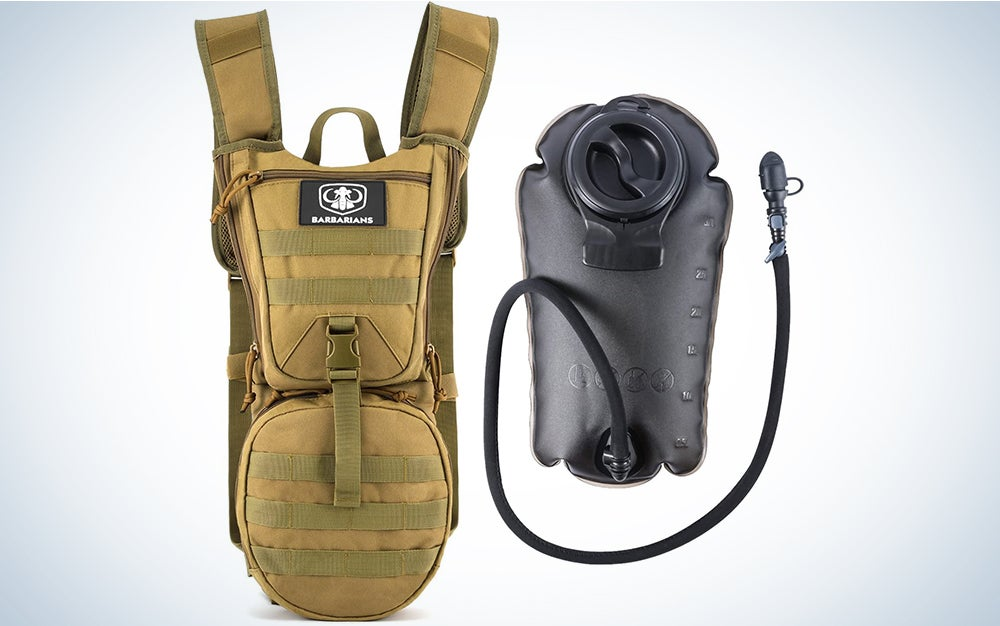 Barbarians Tactical Hydration Pack Water