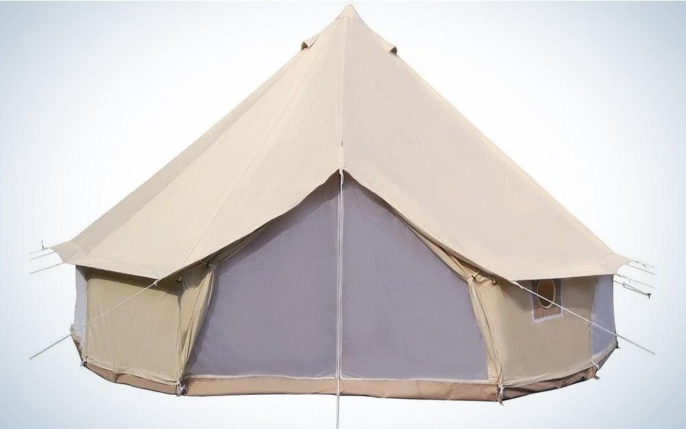Dream House Family Yurt