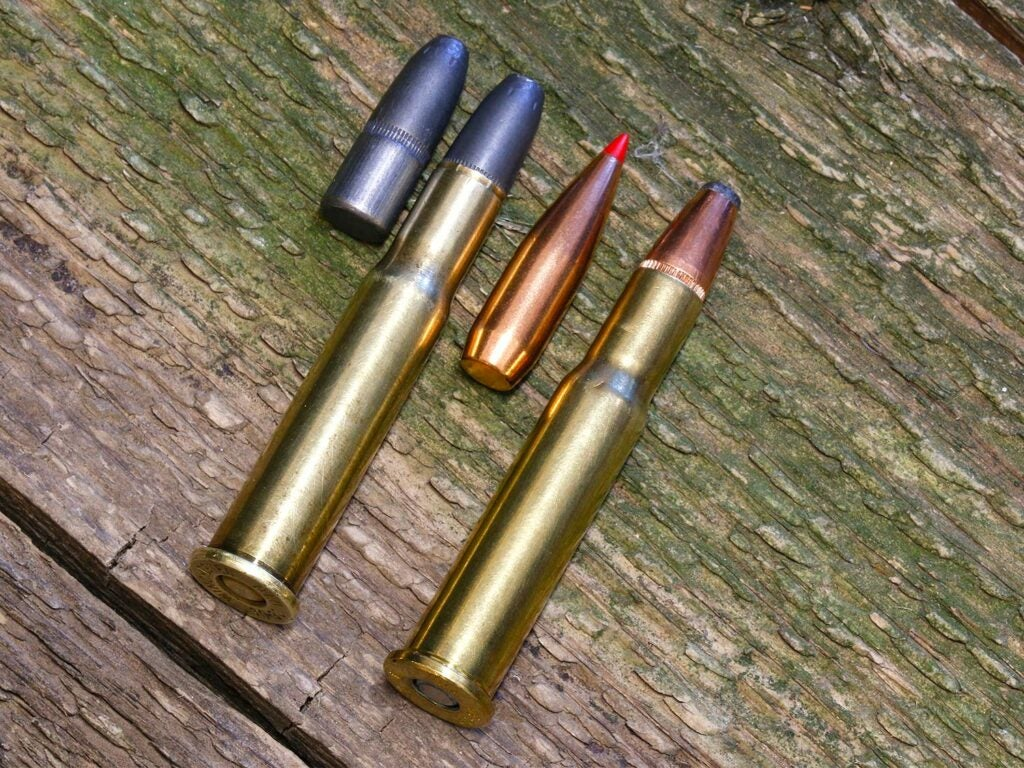 Rifle ammo and tips.