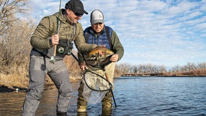 The Godfather of Montana's Bighorn River