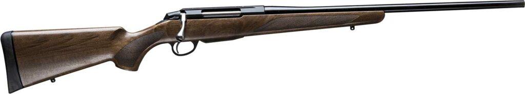 Tikka's T3x bolt-action rifle.