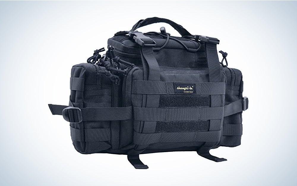 SHANGRI-LA Tactical Assault Gear Sling Pack Range Bag