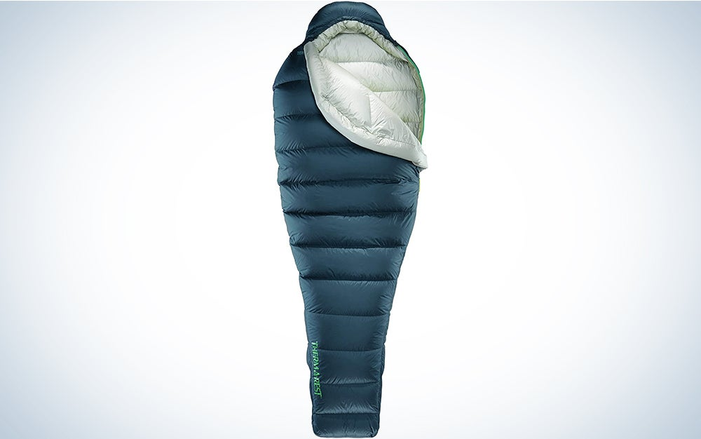 Therm-a-Rest Hyperion 20-Degree Ultralight Down Mummy Sleeping Bag
