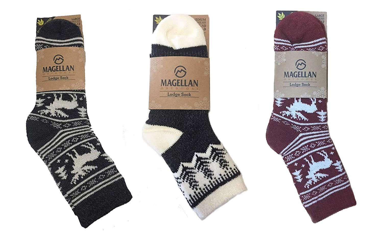 Magellan Outdoors Lodge Socks