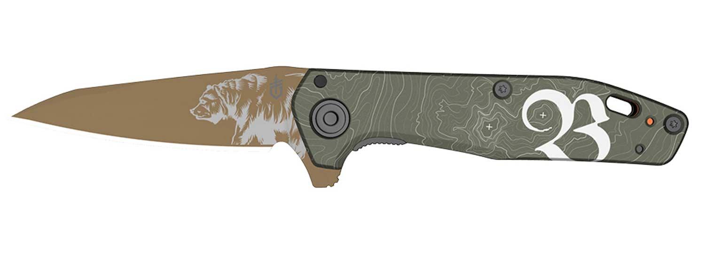 Gerber Custom Knife