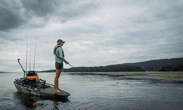 How to Catch Big Fish from a Kayak