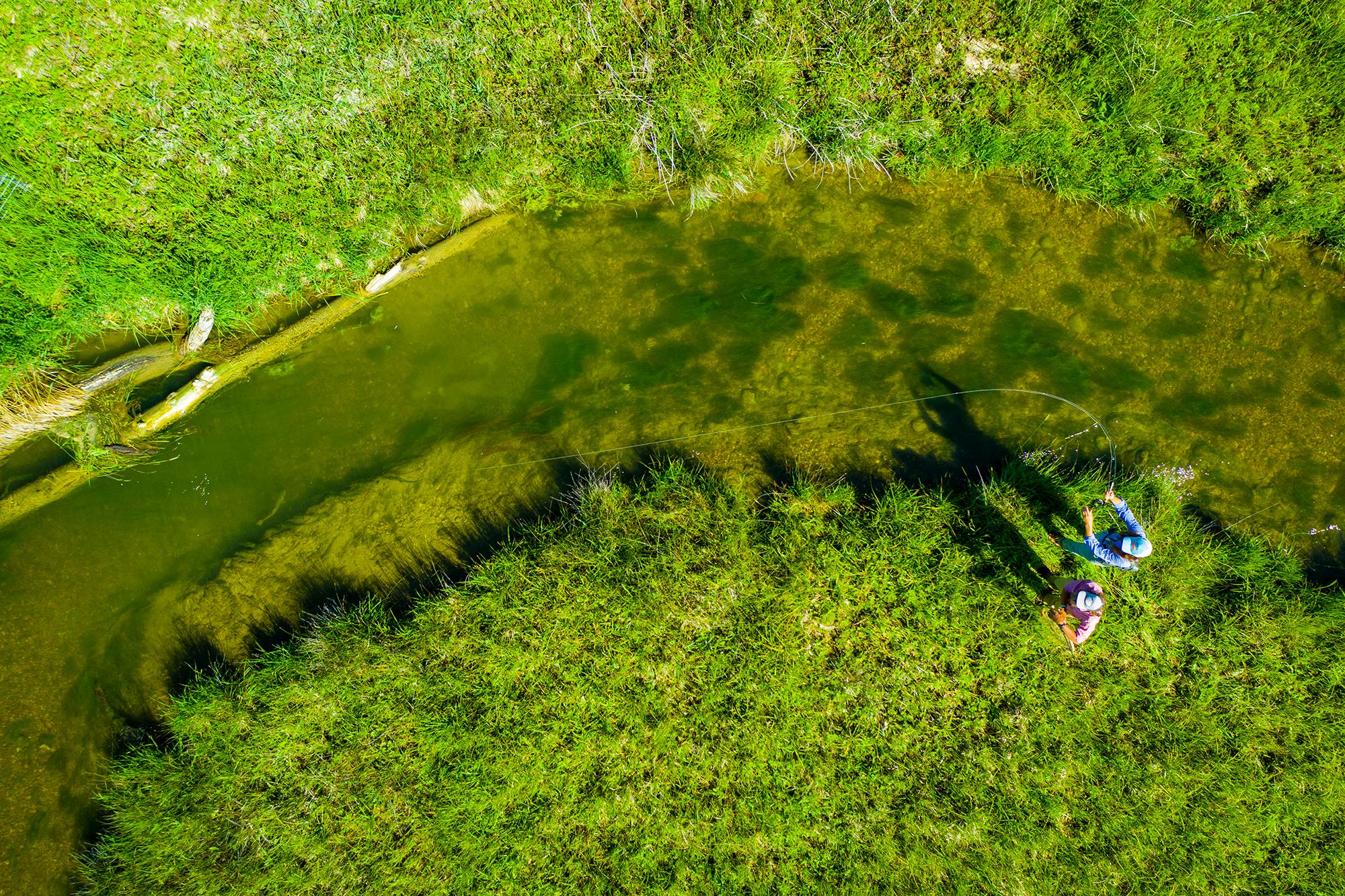 fishing streams