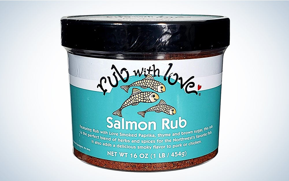 Rub with Love by Tom Douglas (Salmon)