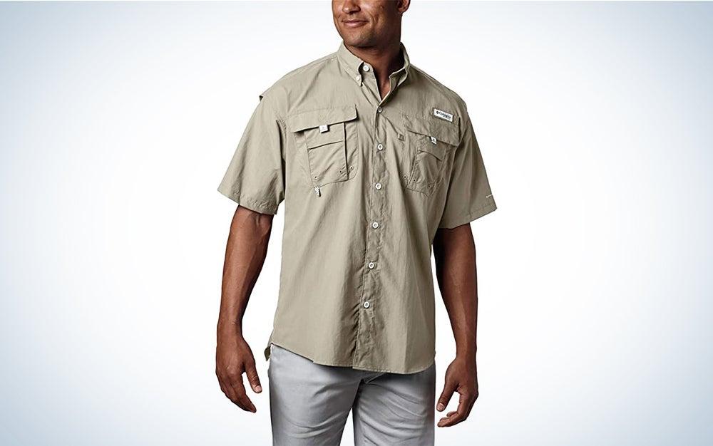 Columbia Men's PFG Bahama II Short Sleeve