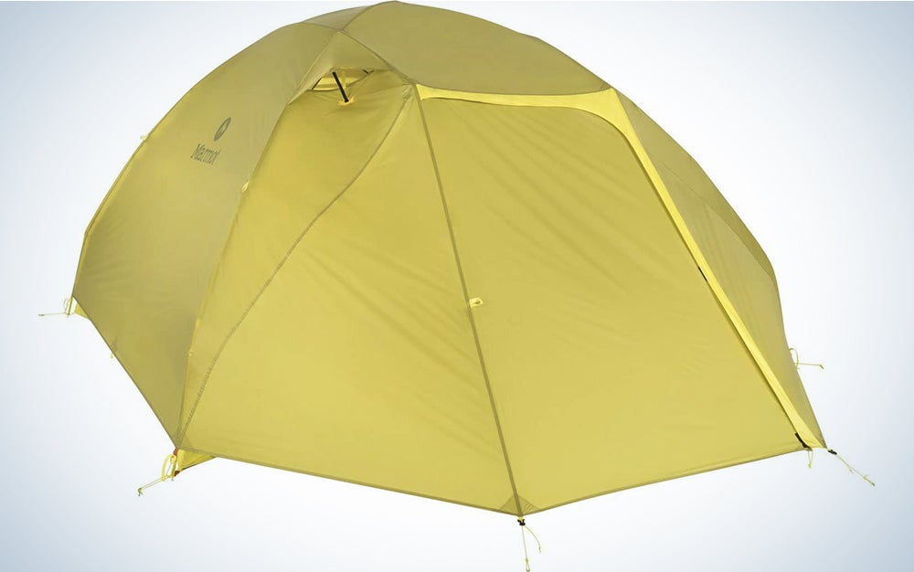 Marmot Tungsten UL 4 Person Backpacking Tent