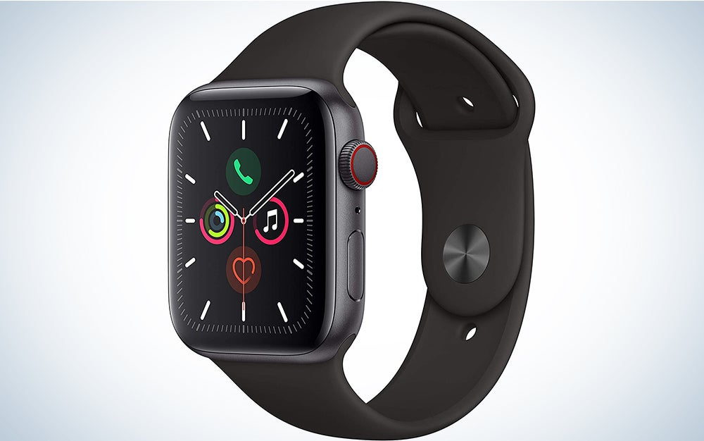 Apple Watch Series 5 (GPS + Cellular, 44 mm)
