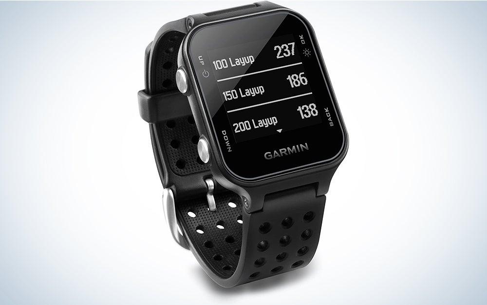 Garmin Approach S20, GPS Golf Watch