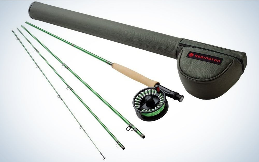 Redington VICE Fly Fishing Outfit – Rod and Reel Combo