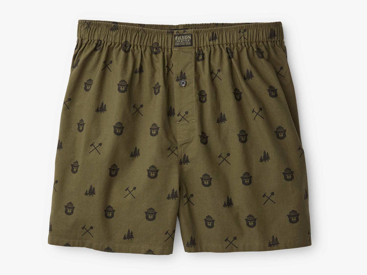 Filson Smokey Bear Lounge Shorts