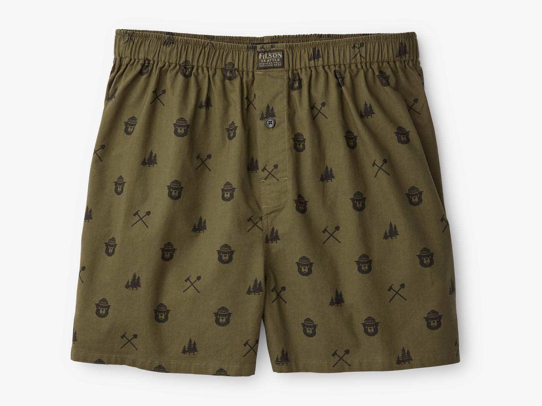 Filson Smokey Bear Lounge Shorts