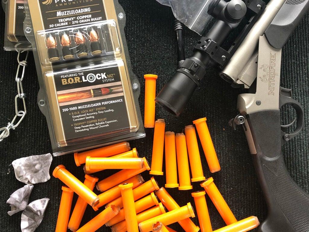 FireStick muzzloader rounds.