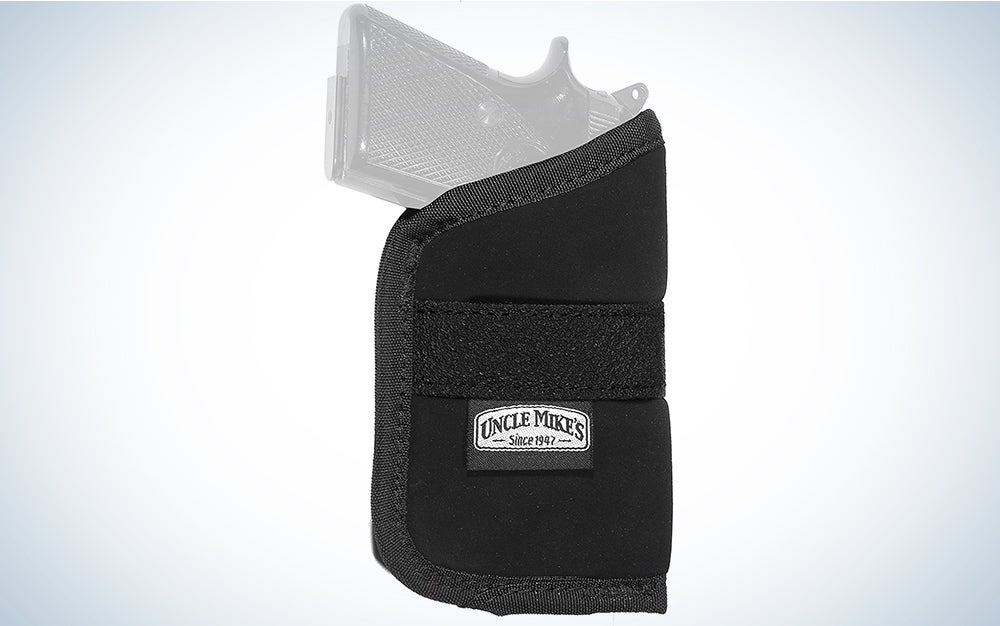Uncle Mike's Off-Duty Pocket Holster