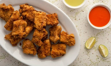 How to Prep and Cook Largemouth Bass Fillets for Fried Deliciousness