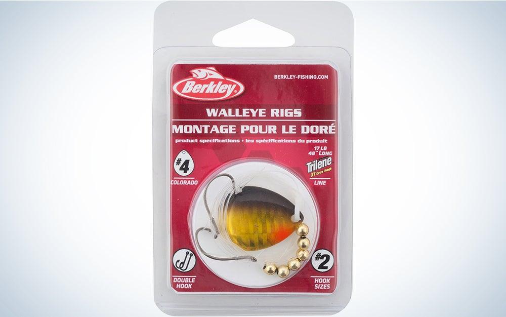 Berkley C4 Walleye Mono Rig