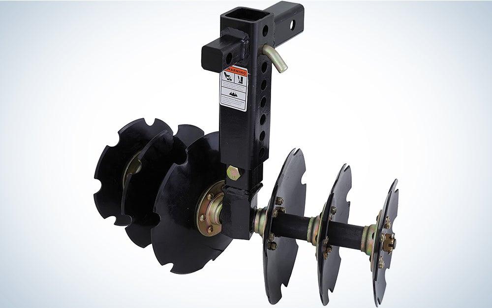 Groundhog Disc Plow