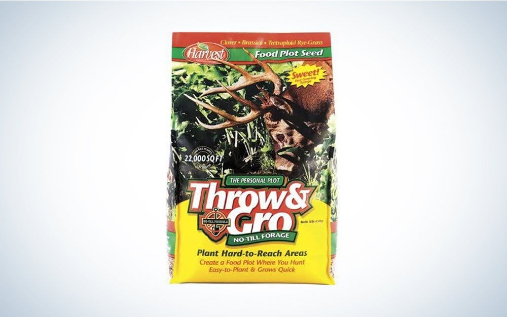 Evolved Harvest Throw-and-Grow
