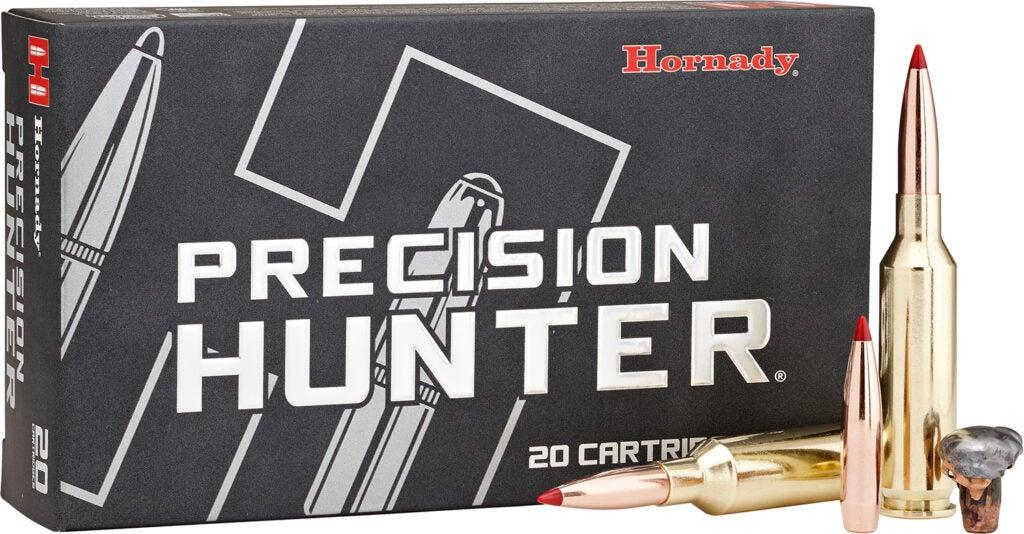 Hornady Precision Hunter in 6mm Creedmoor