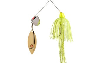 How to Fish for Bass Like a Pro: Spinnerbait Tips from Kevin VanDam