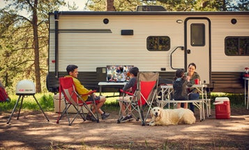 Great TV for the Great Outdoors: DISH Outdoors Satellite TV Enhances the Outdoor Experience