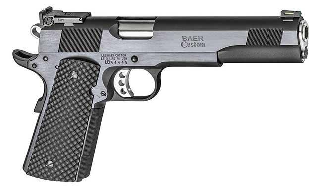 Les Baer Premier 2 Hunter 10mm pistol.