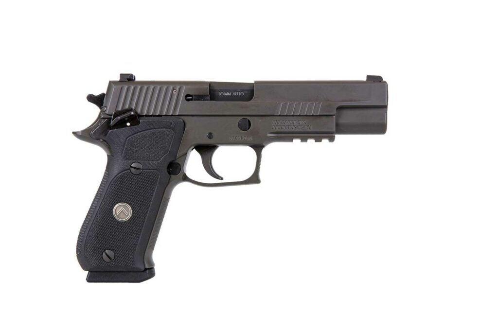 SIG Sauer P220 handgun