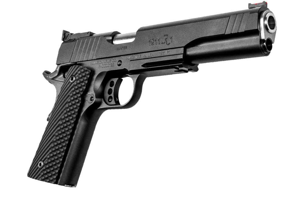 Remington R1 hunter handgun.