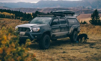 10 Campers and Tents That Will Turn Your Truck into the Ultimate Mobile Hunting Camp