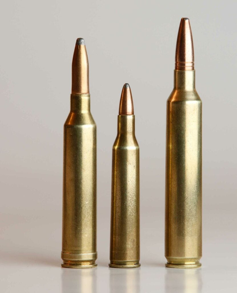 220 Swift, .264 Win. Mag., and 7mm Remington Ultra Magnum
