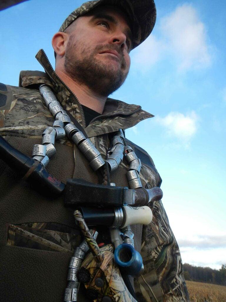 Guide Luke Sherders isn't optimistic the U.S.-Canada border will open this waterfowl season.