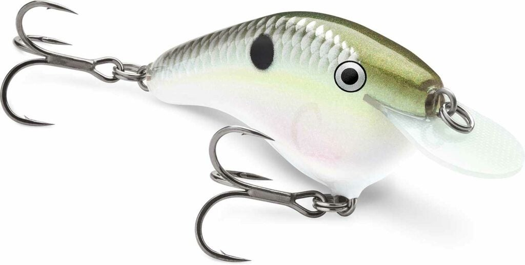 OSG 6 Slim fishing lure on a white background.