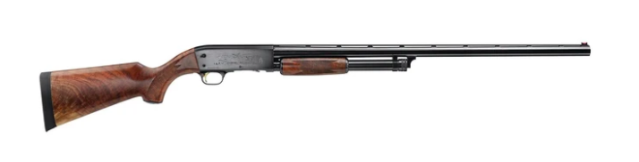 The Ithaca 37 was first developed by John Browning as the Remington 17.