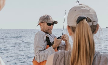 High-quality sunglasses for long days out on the water