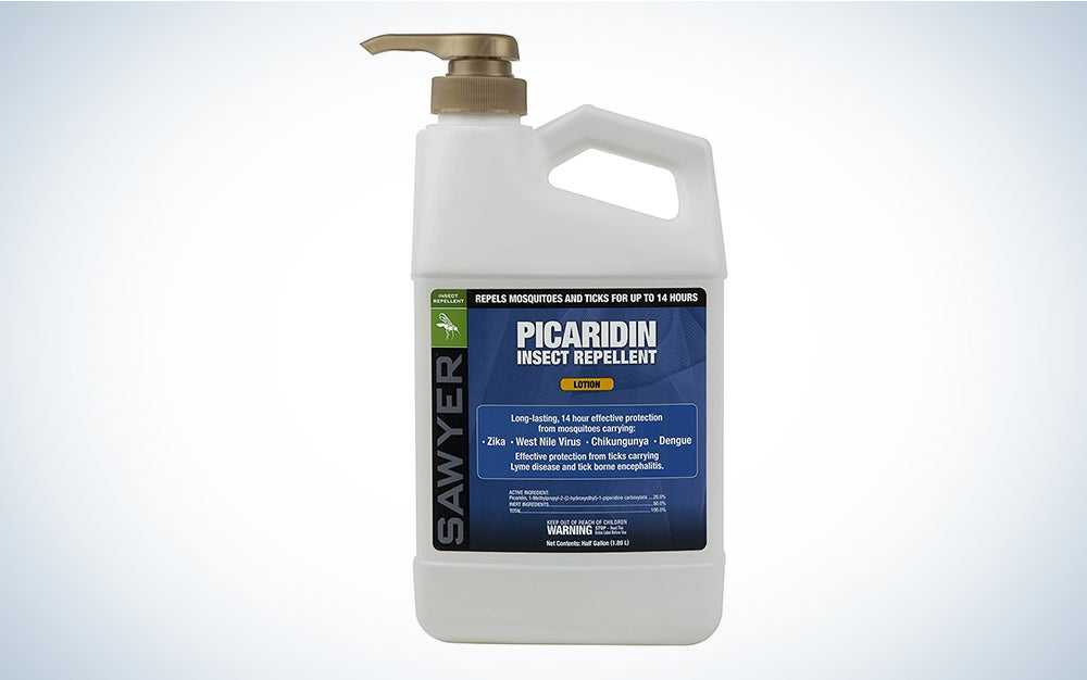 Sawyer Products 20 Percent Picaridin Insect Repellent