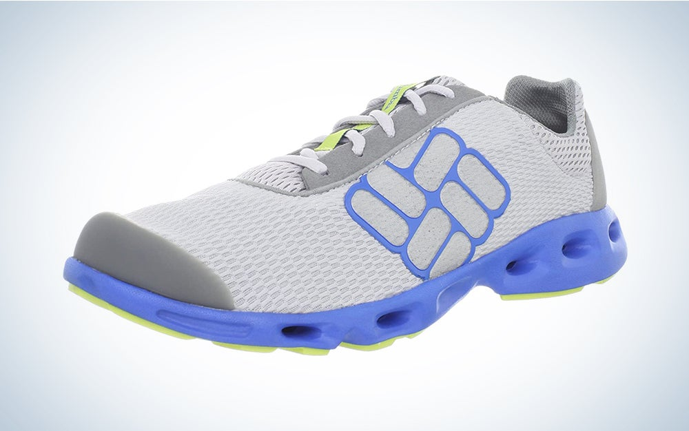 Columbia Men's Drainmaker Iv Breathable Water Shoe