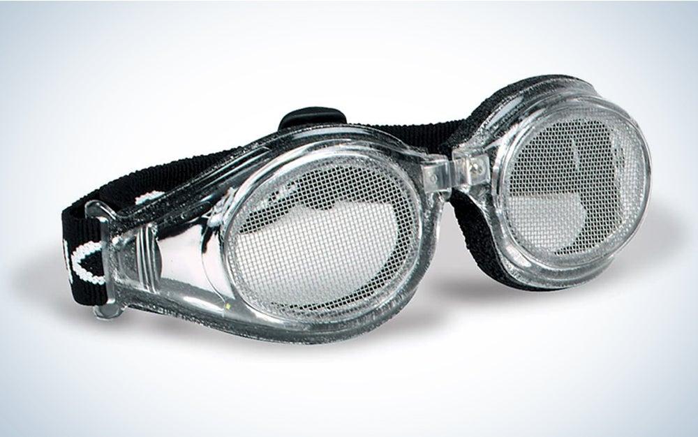 Bugz-Eye Sight Shield Steel Mesh Anti Fog Safety Goggles - 20 Mesh